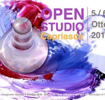 OPEN STUDIO CAPRIASCA